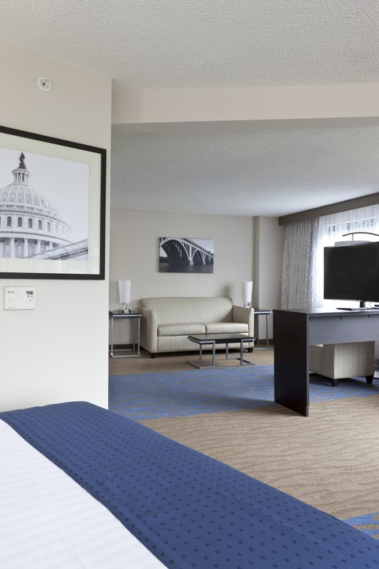Holiday Inn Washington-Capitol Widok pokoju