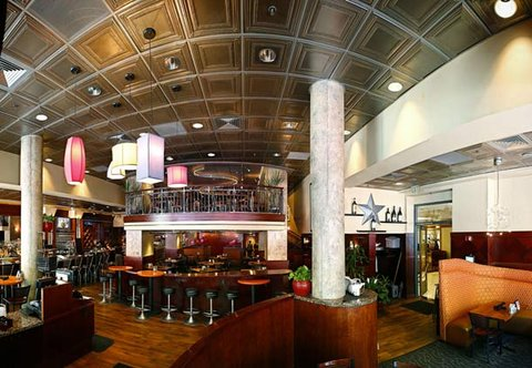 Marriott Courtyard Denver Downtown Hotel - Rialto Cafe