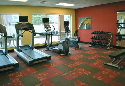 Courtyard Evansville East - Fitness Center