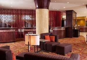 Lobby - Marriott Hotel Greenville