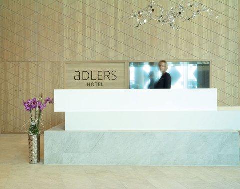 Adlers Lifestylhotel - Reception