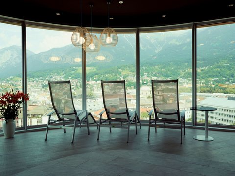 Adlers Lifestylhotel - Spa - mountain view