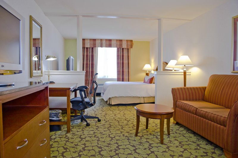 Hilton Garden Inn Philadelphia Center City Huonenäkymä
