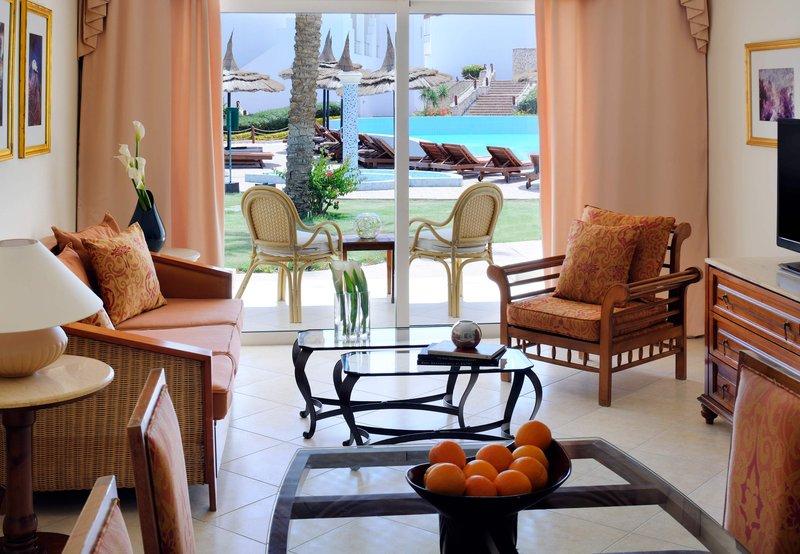 Renaissance Sharm El Sheikh Zimmeransicht