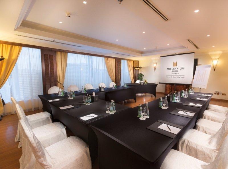 Millennium Hotel Abu Dhabi Конференц-зал