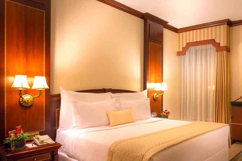 Millennium Hotel Abu Dhabi Люкс