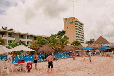 El Cid La Ceiba Cozumel - Beach Games