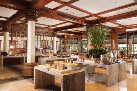 Ayodya Resort Bali - Waterfall Restaurant