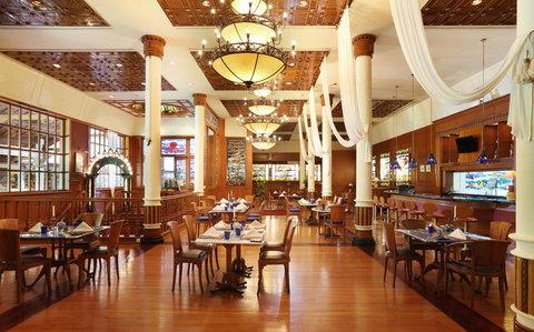 Ayodya Resort Bali - Octopus Restaurant