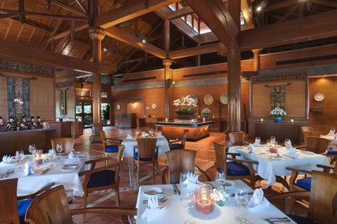 Ayodya Resort Bali - Lagoona Restaurant