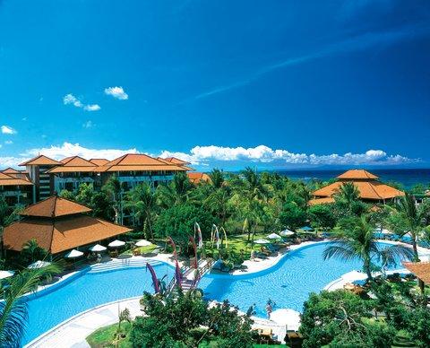 Ayodya Resort Bali - Main Pool