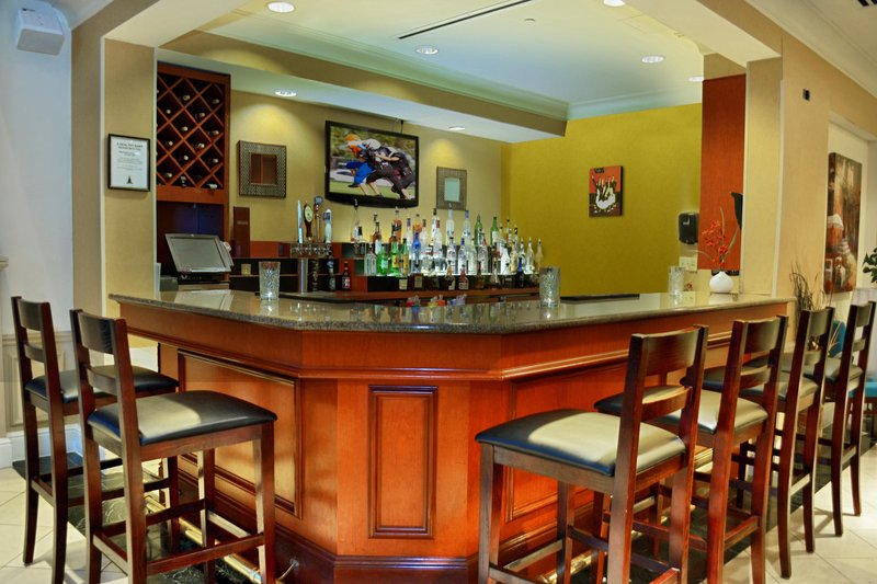 Hilton Garden Inn Philadelphia Center City Baari/lounge