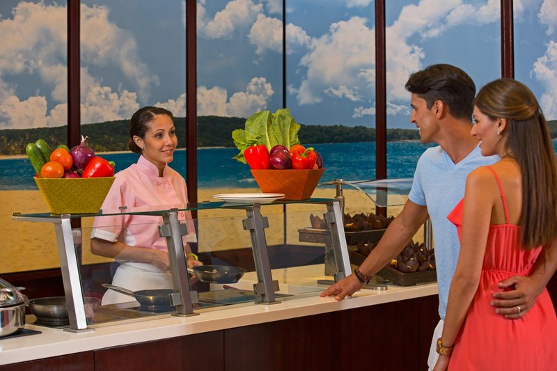 Doubletree by Hilton San Juan Gastronomía