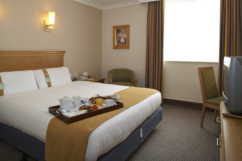 Holiday Inn Leeds-Garforth Vista do quarto