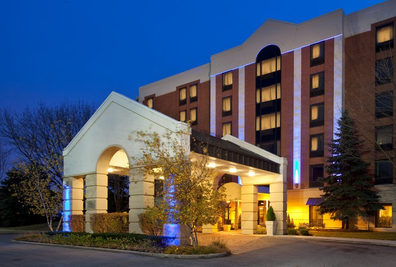 Holiday Inn Express CHICAGO-SCHAUMBURG - Schaumburg, IL
