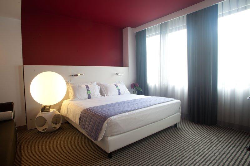 Holiday Inn Rome - Pisana Zimmeransicht