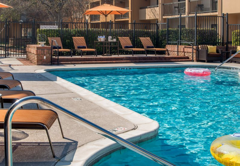 Courtyard by Marriott Addison Midway Fitness-klub