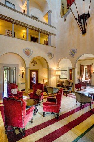 Villa La Massa - The Lobby