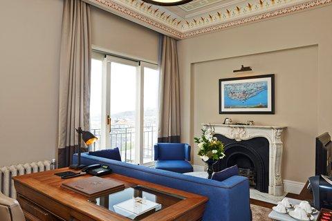Vault Karakoy The House Hotel - Executive Suite - Living Room