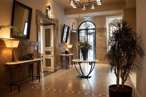 Vault Karakoy The House Hotel - Lobby