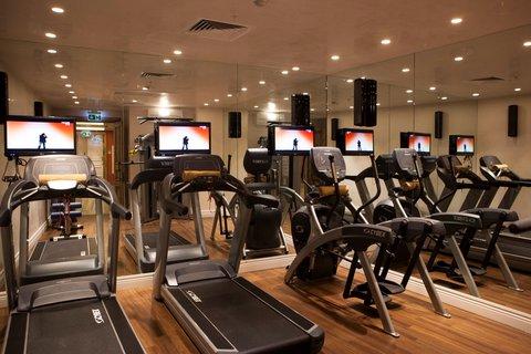 Vault Karakoy The House Hotel - Fitness Center