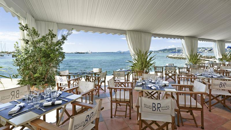 Hotel Belles Rives Gastronomie