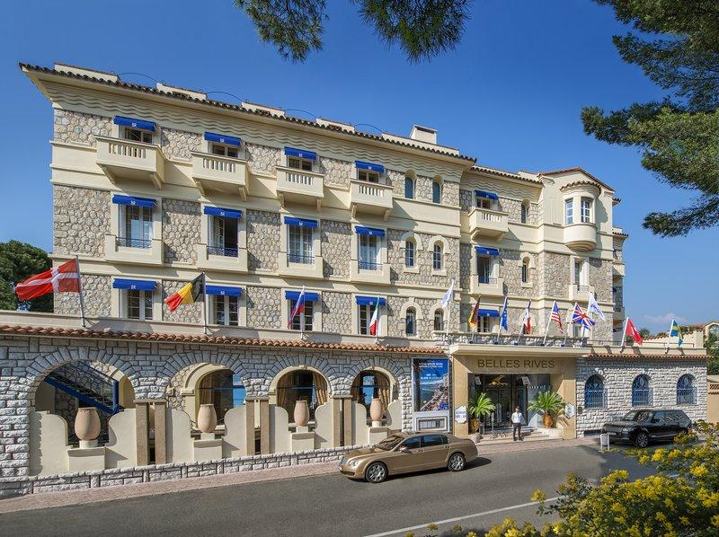 Hotel Belles Rives Außenansicht