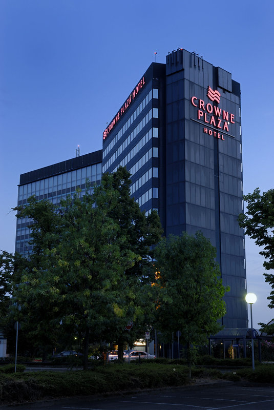 Crowne Plaza Hotel Milan-Linate Vista esterna