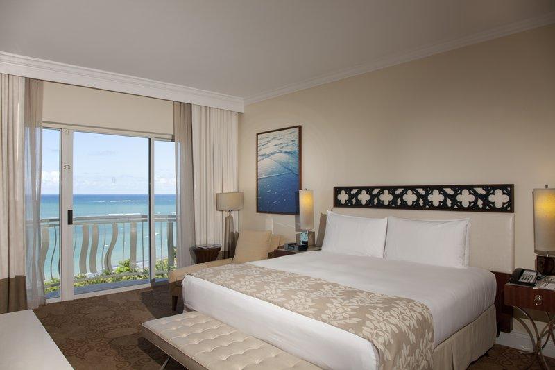 InterContinental San Juan Resort & Casino Vista della camera