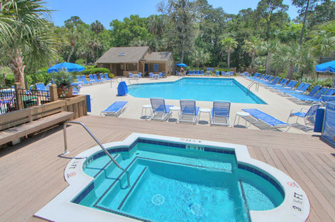 Spinnaker at Shipyard by Hilton Head Accommodations - POOL