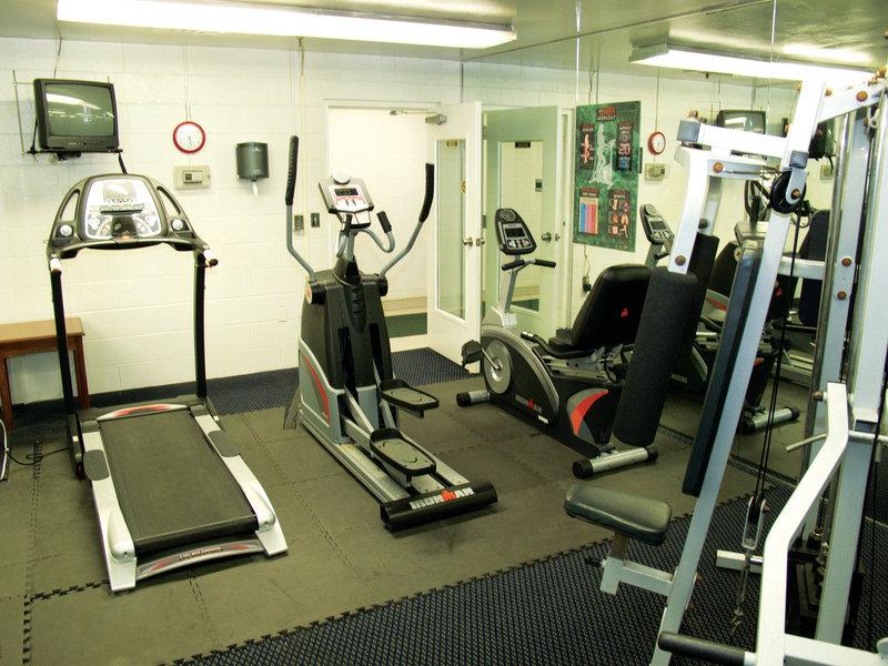 La Quinta Inn Lynnwood Фитнесс-клуб