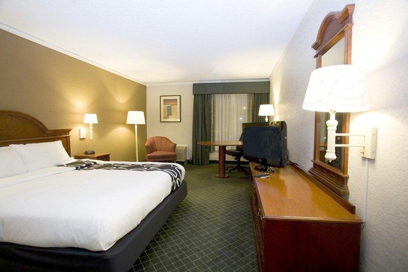 La Quinta Inn Lynnwood Вид в номере