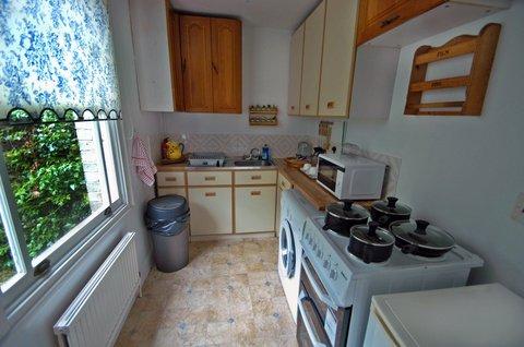 Duxford Lodge Hotel - Highfield House Kitchen