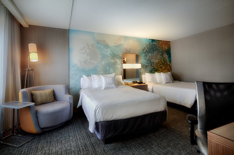 Courtyard Dallas DFW Airport North/Irving - Guest Room Double Double