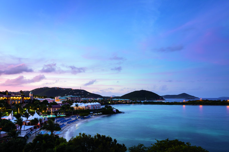The Ritz-Carlton, St. Thomas 沙滩