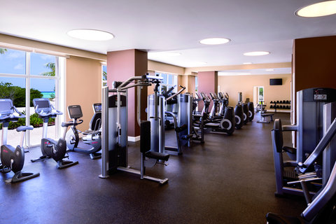 The Ritz-Carlton, Aruba - Fitness Center