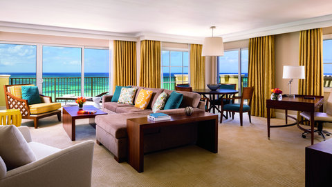 The Ritz-Carlton, Aruba - Deluxe Ocean View Room