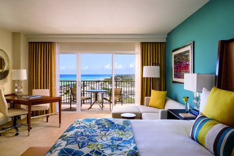 The Ritz-Carlton, Aruba - Partial Ocean View - King