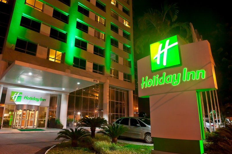 Holiday Inn MANAUS Widok z zewnątrz