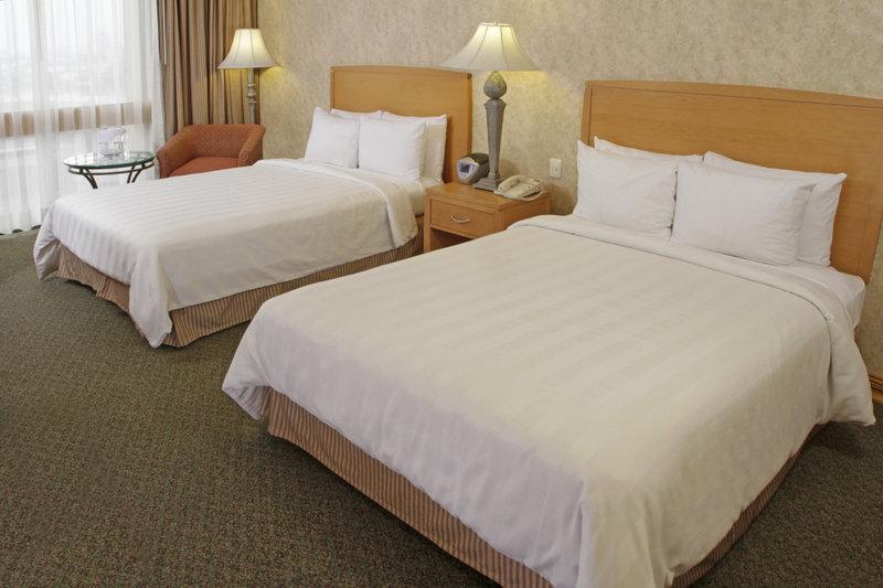 Crowne Plaza Hotel Monterrey Rum