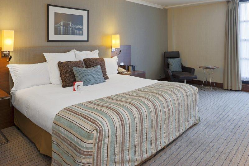 Crowne Plaza Hotel London-Kensington Vista de la habitación