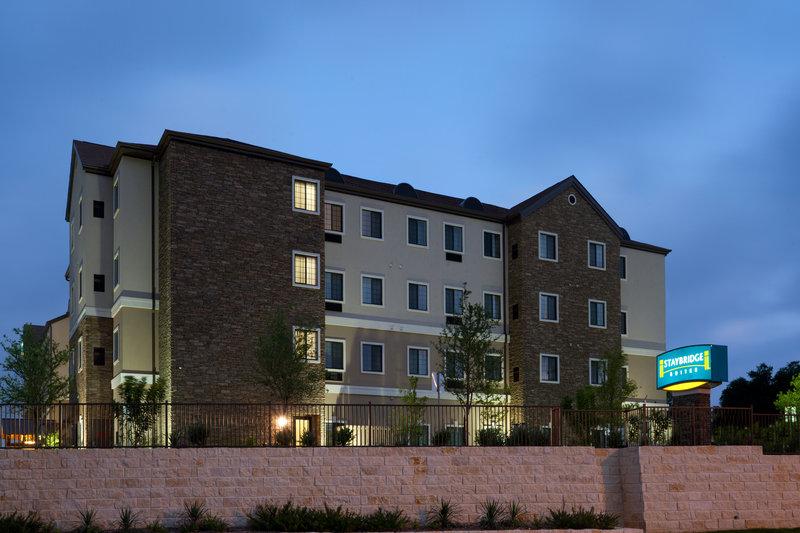 Staybridge Suites San Antonio Sea World Exterior view