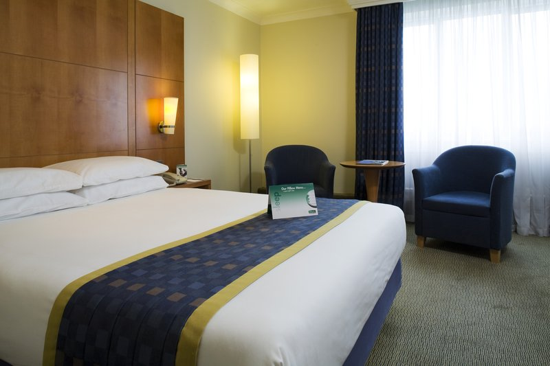 Holiday Inn WASHINGTON 客房视图