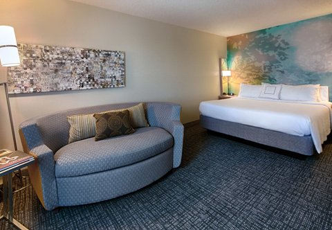 Courtyard Dallas DFW Airport North/Irving - Guest Room King
