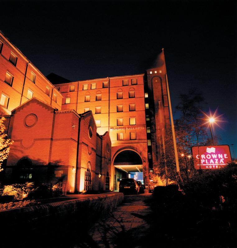 Crowne Plaza Hotel Leeds Buitenaanzicht