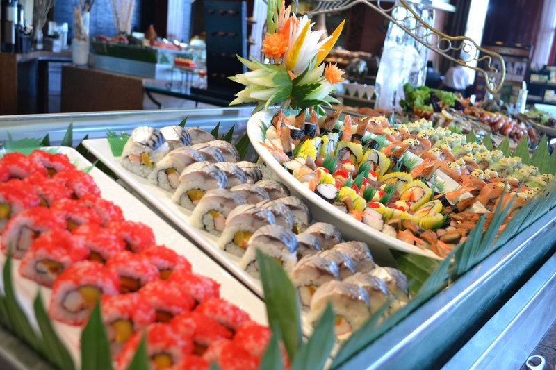 Crowne Plaza Manila Galleria Gastronomy