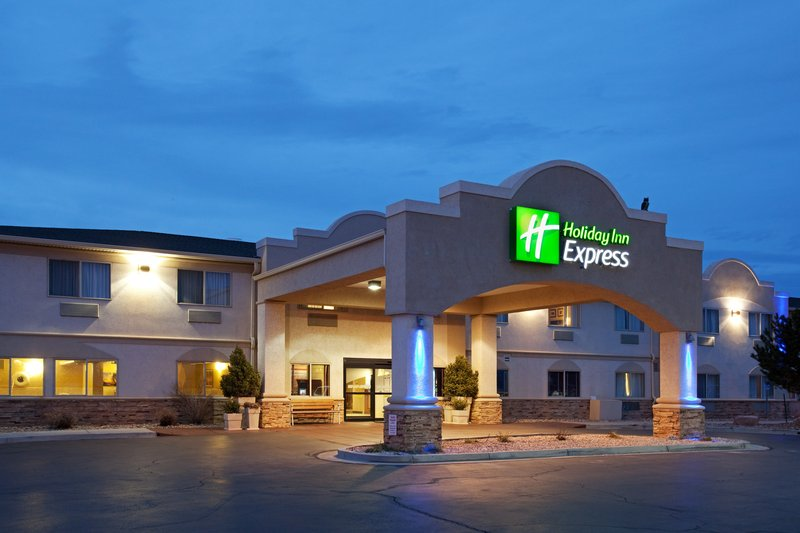 Holiday Inn Express GREEN RIVER - Green River, UT