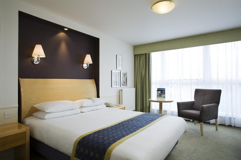 Holiday Inn Southampton 客室