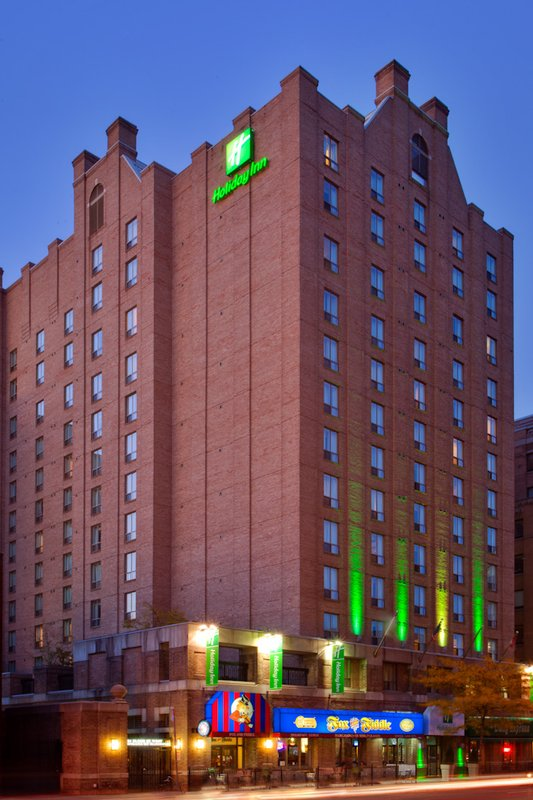Holiday Inn Toronto-Midtown Ulkonäkymä