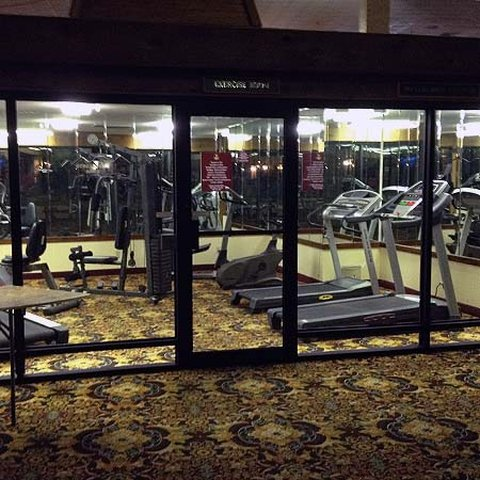 Magnuson Grand Hotel Fayettevi - Fitness Center